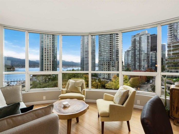 702 555 JERVIS STREET - Coal Harbour Apartment/Condo for sale, 2 Bedrooms (R2520893)