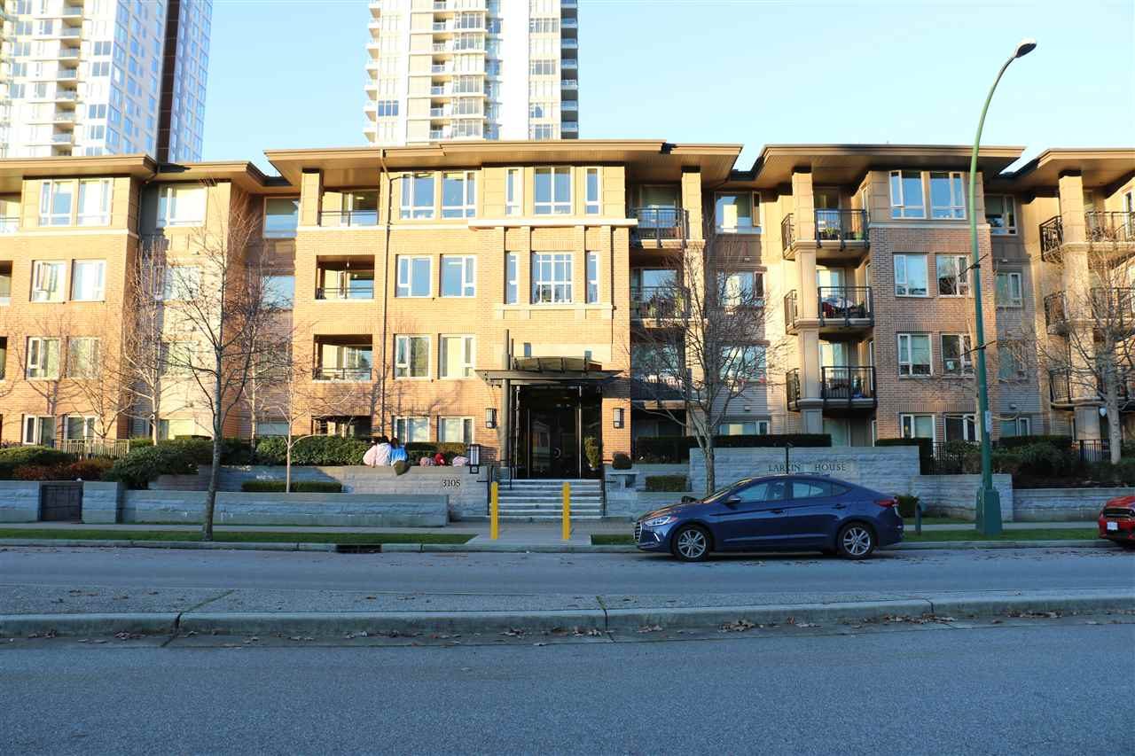113 3105 LINCOLN AVENUE - New Horizons Apartment/Condo for sale, 1 Bedroom (R2520902)