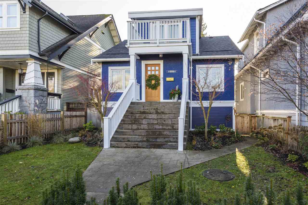 590 W 22ND AVENUE - Cambie House/Single Family for sale, 5 Bedrooms (R2520908)