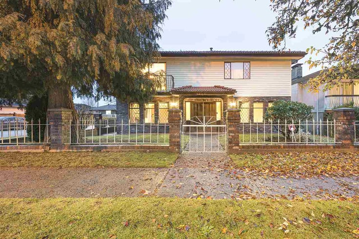 5325 SHERBROOKE STREET - Knight House/Single Family for sale, 5 Bedrooms (R2520915)