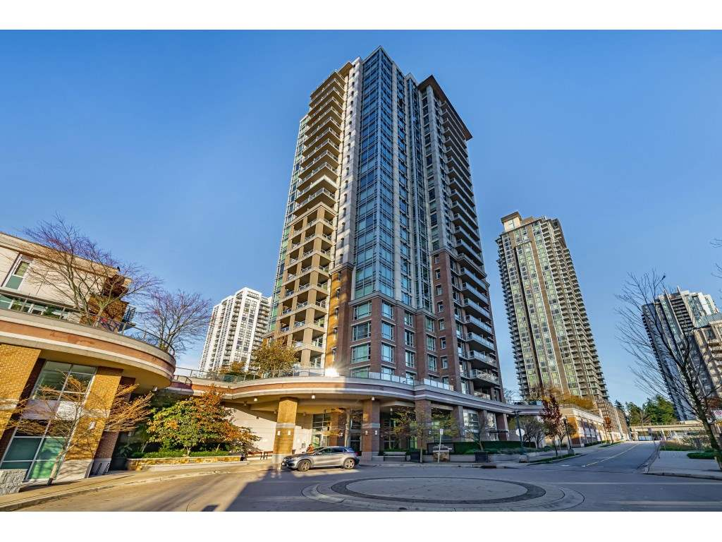 602 1155 THE HIGH STREET - North Coquitlam Apartment/Condo for sale, 2 Bedrooms (R2520954) - #1
