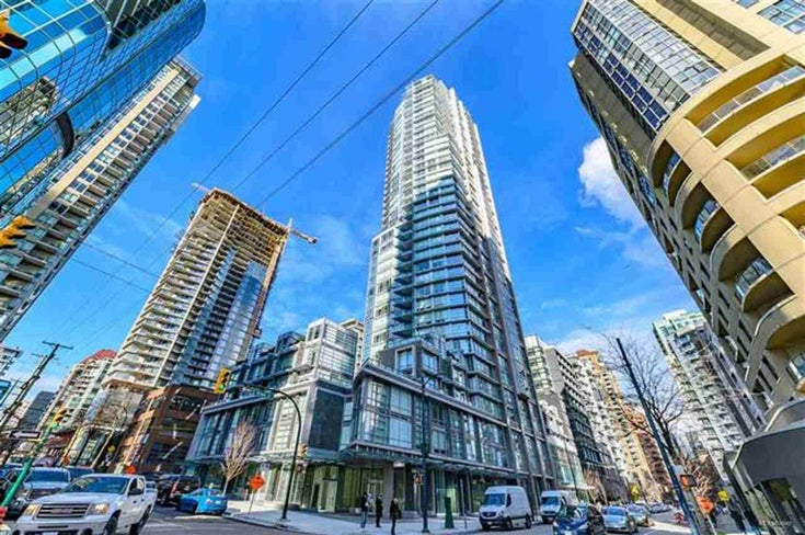 2307 1283 HOWE STREET - Downtown VW Apartment/Condo for sale, 1 Bedroom (R2520960)