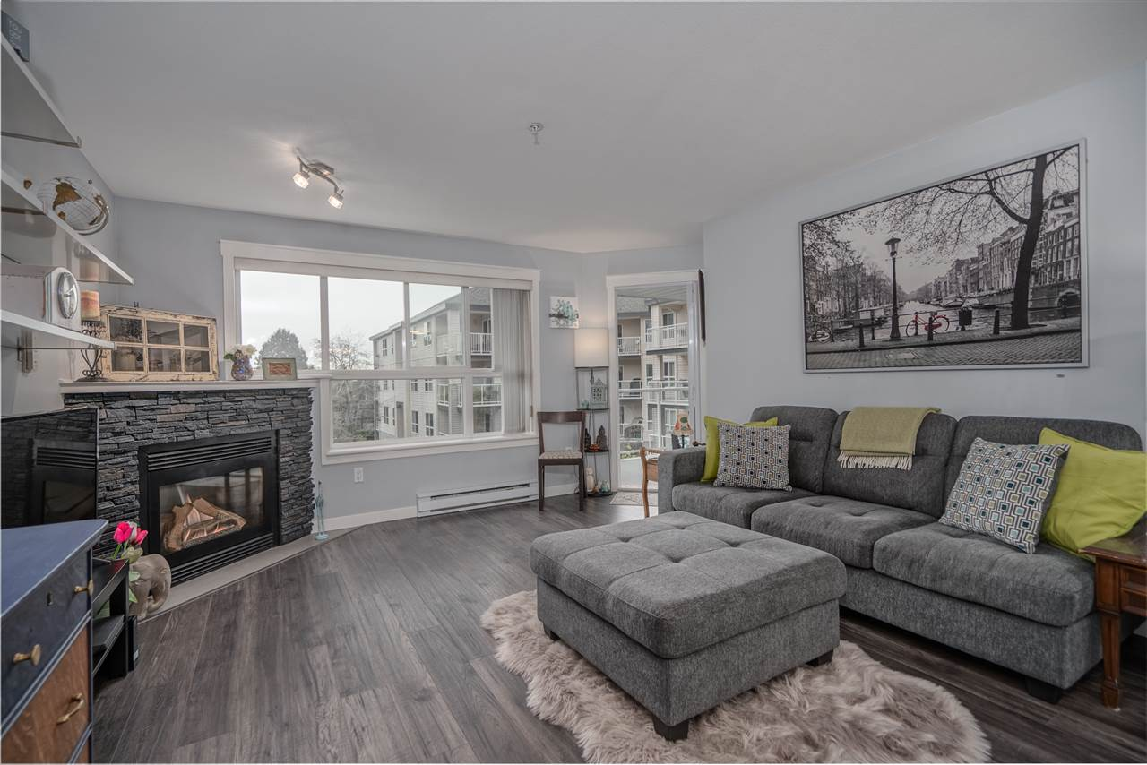 306 1588 BEST STREET - White Rock Apartment/Condo for sale, 1 Bedroom (R2520962)