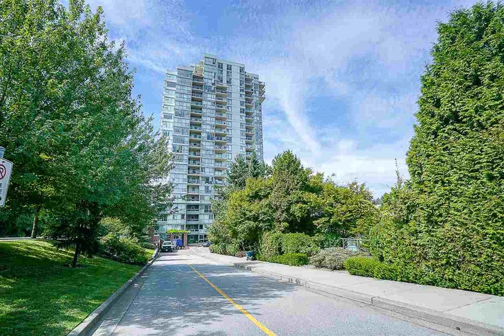 801 235 GUILDFORD WAY - North Shore Pt Moody Apartment/Condo for sale, 2 Bedrooms (R2520981)