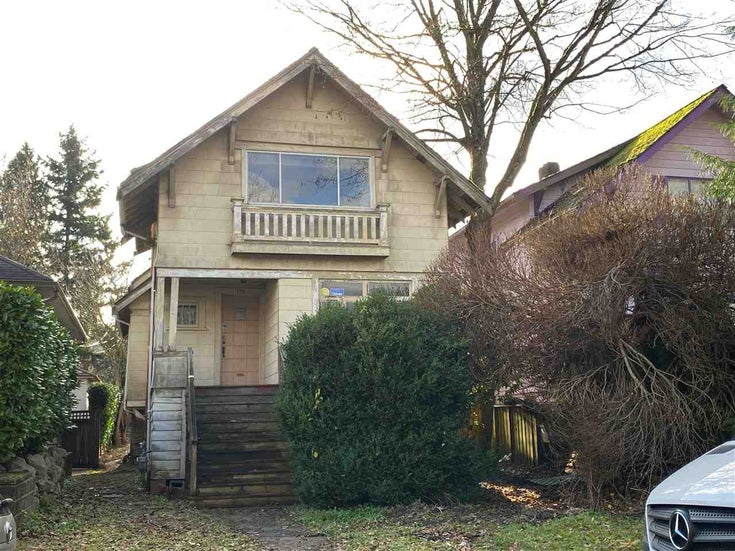 116 W 17TH AVENUE - Cambie House/Single Family for sale, 3 Bedrooms (R2520997)