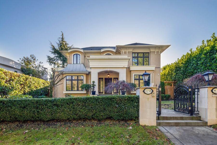 1238 W 37TH AVENUE - Shaughnessy House/Single Family for sale, 5 Bedrooms (R2521027)