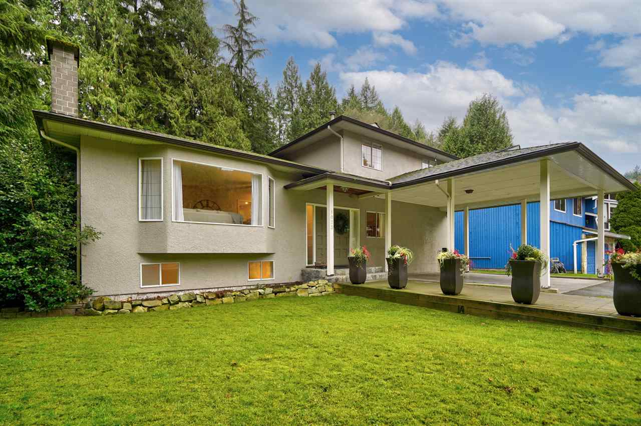 1023 HENDECOURT ROAD - Lynn Valley House/Single Family for sale, 5 Bedrooms (R2521033) - #1
