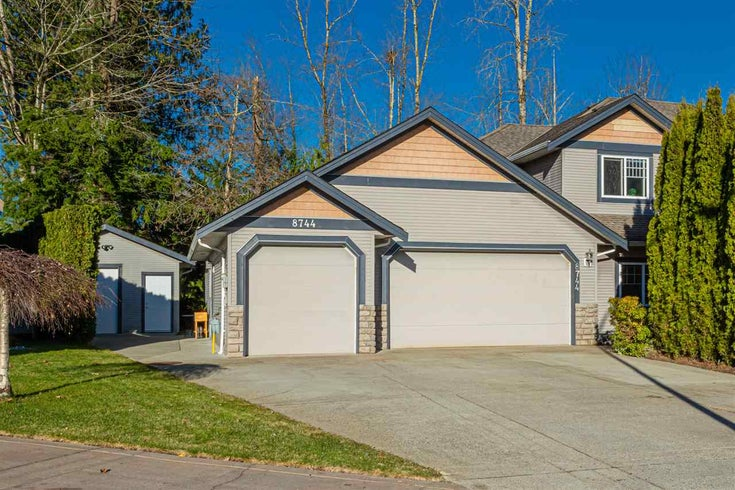 8744 HARGITT PLACE - Mission BC House/Single Family for sale, 7 Bedrooms (R2521034)