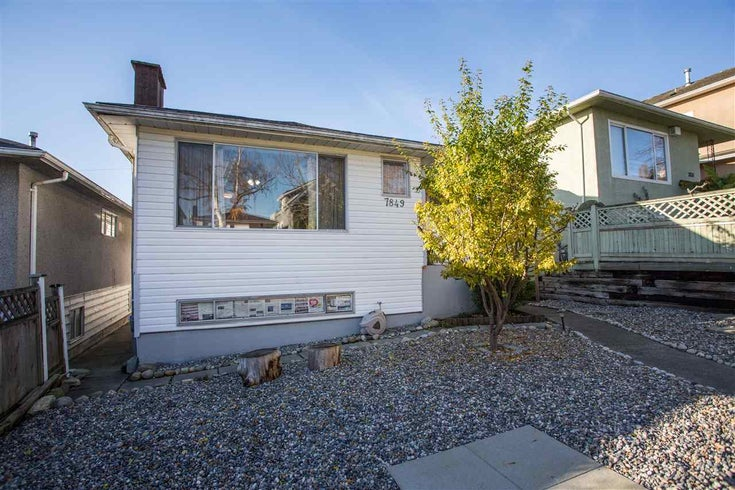7849 PRINCE ALBERT STREET - South Vancouver House/Single Family for sale, 6 Bedrooms (R2521086)