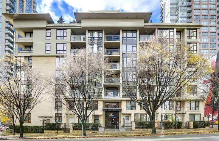 304 538 SMITHE STREET - Downtown VW Apartment/Condo for sale, 1 Bedroom (R2521108)