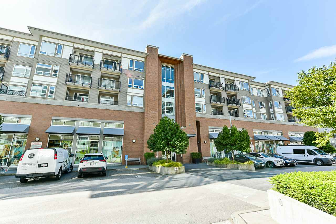 307 12339 STEVESTON HIGHWAY - Ironwood Apartment/Condo for sale, 2 Bedrooms (R2521128)