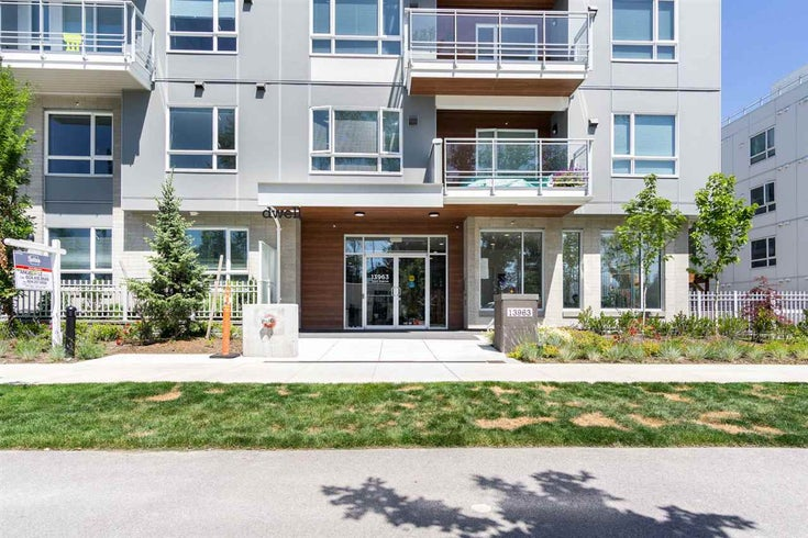 121 13963 105 BOULEVARD - Whalley Apartment/Condo for sale, 1 Bedroom (R2521129)