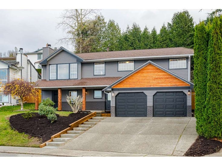 2866 GLENAVON STREET - Abbotsford East House/Single Family for sale, 5 Bedrooms (R2521130)