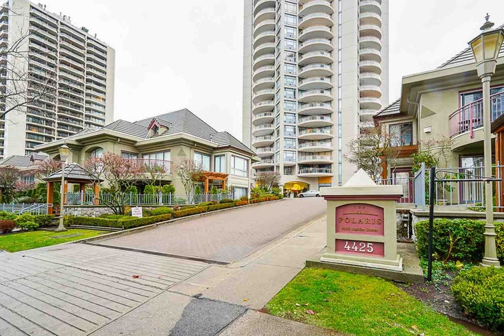 706 4425 HALIFAX STREET - Brentwood Park Apartment/Condo for sale, 2 Bedrooms (R2521134)