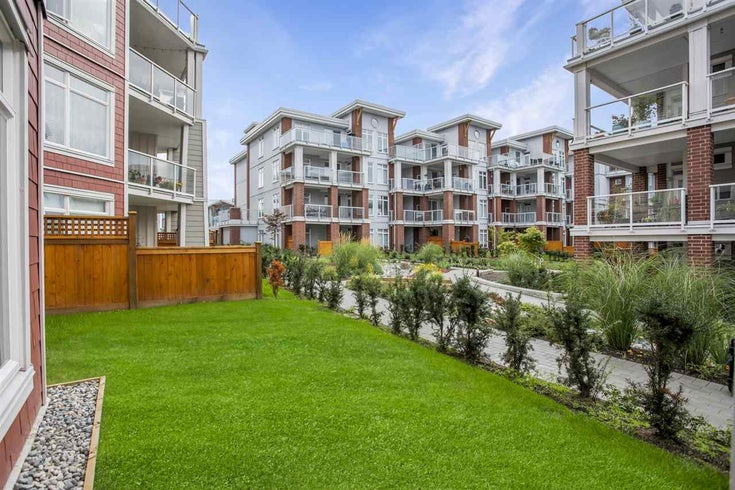 107 4211 BAYVIEW STREET - Steveston South Apartment/Condo for sale, 2 Bedrooms (R2521249)