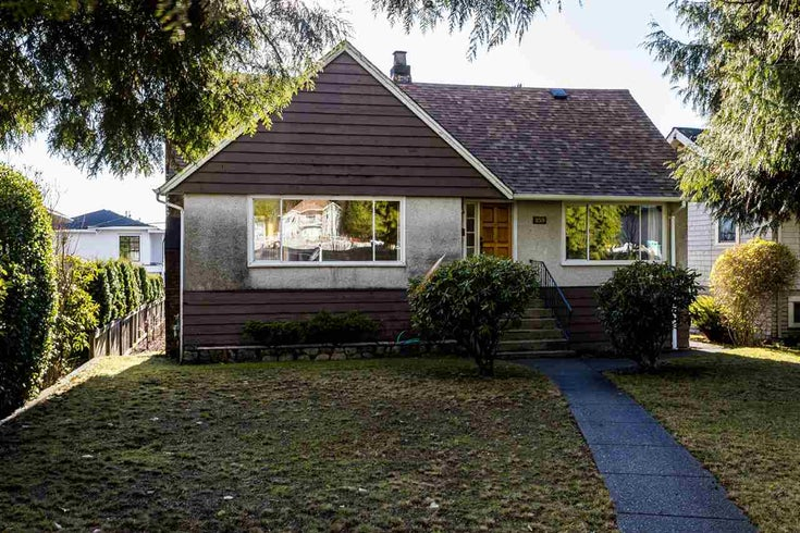 259 E 23RD STREET - Central Lonsdale House/Single Family for sale, 4 Bedrooms (R2521256)