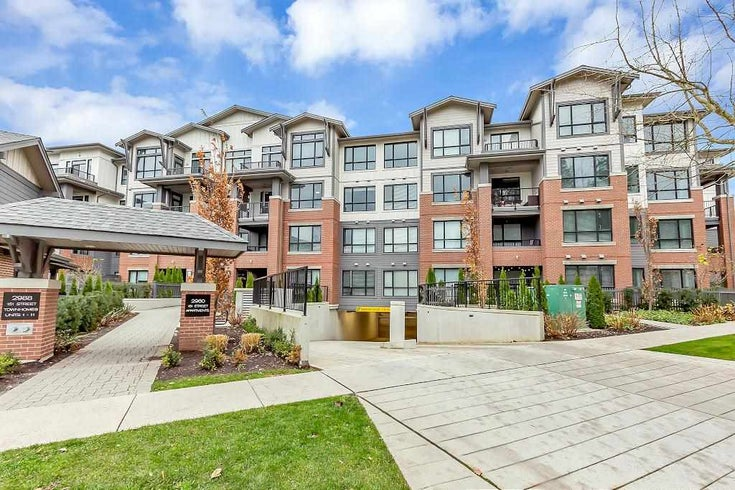 302 2960 151 STREET - King George Corridor Apartment/Condo for sale, 2 Bedrooms (R2521259)