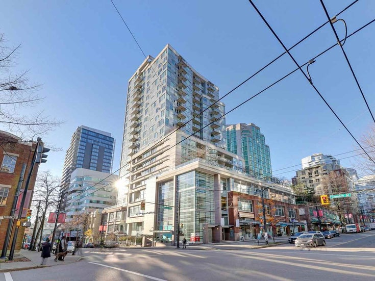 902 821 CAMBIE STREET - Downtown VW Apartment/Condo for sale, 2 Bedrooms (R2521293)