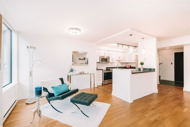 203 1860 ROBSON STREET - West End VW Apartment/Condo for sale, 3 Bedrooms (R2521296)