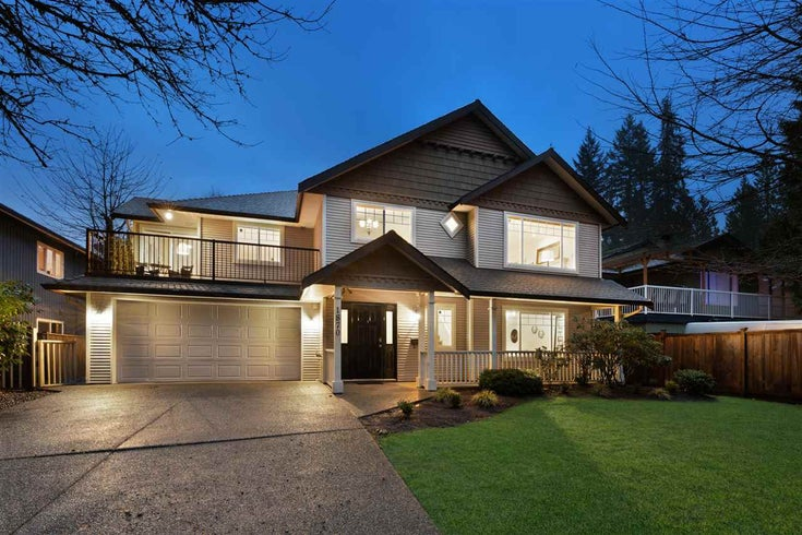 1870 PETERS ROAD - Lynn Valley House/Single Family for sale, 5 Bedrooms (R2521426)