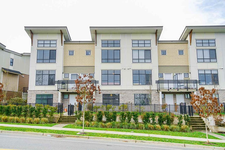 207 9987 E BARNSTON DRIVE - Fraser Heights Townhouse for sale, 3 Bedrooms (R2521451)