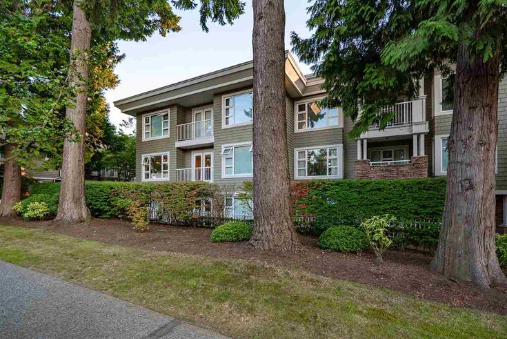 207 988 W 54TH AVENUE - South Cambie Apartment/Condo for sale, 2 Bedrooms (R2521459)