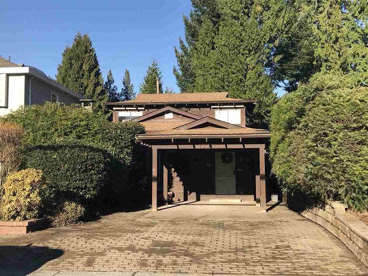 1536 WESTOVER ROAD - Lynn Valley House/Single Family for sale, 3 Bedrooms (R2521463)