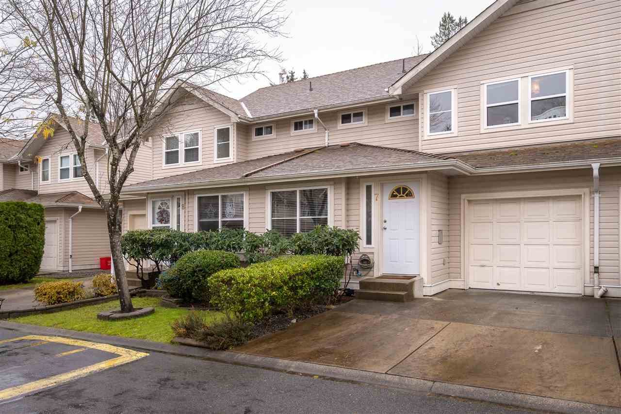 7 11870 232 STREET - Cottonwood MR Townhouse for sale, 3 Bedrooms (R2521494)