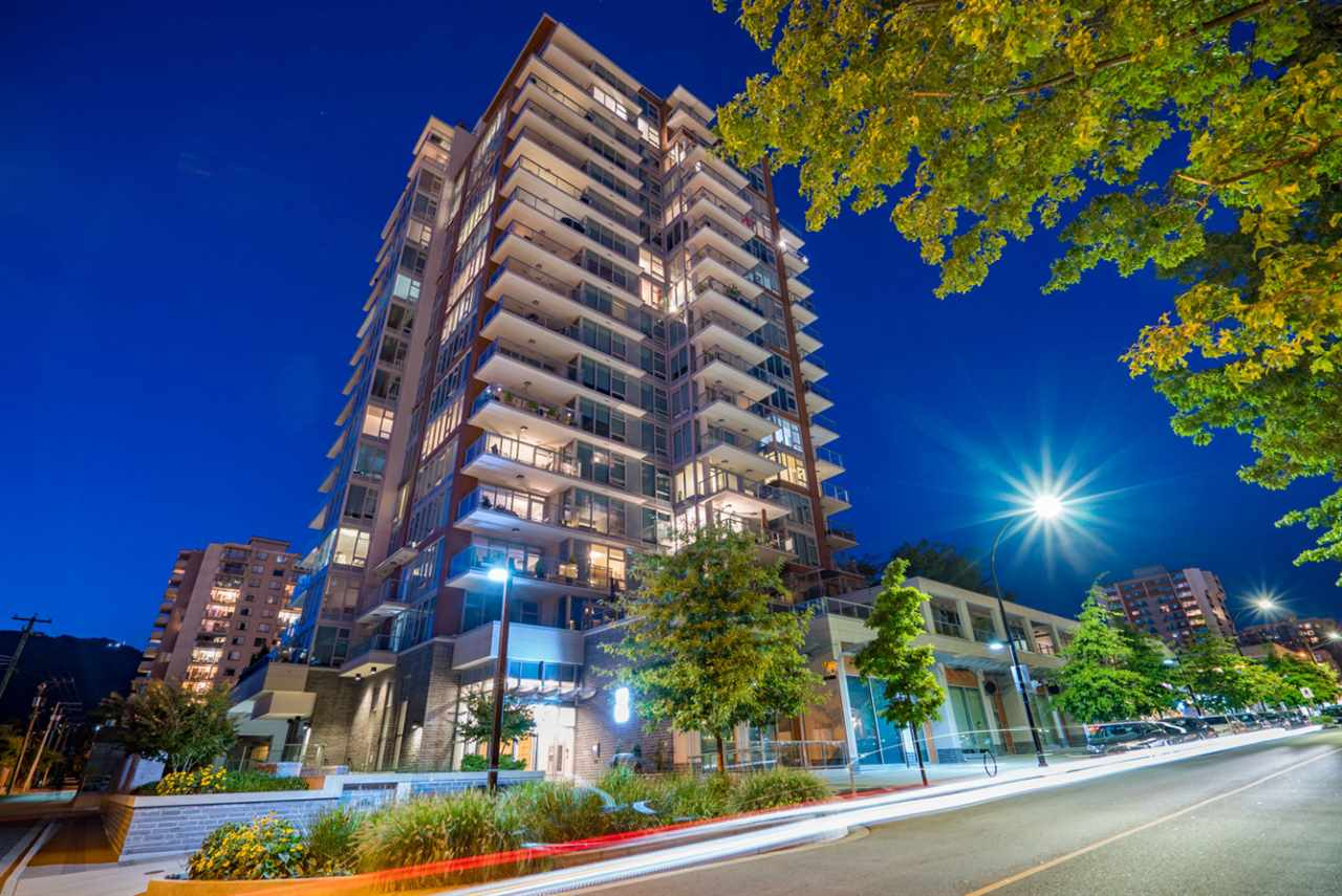 607 150 W 15TH STREET - Central Lonsdale Apartment/Condo for sale, 2 Bedrooms (R2521497)