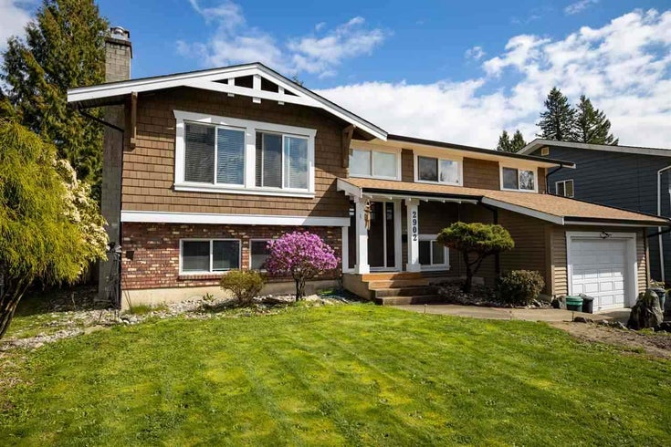 2902 WILLBAND STREET - Central Abbotsford House/Single Family for sale, 5 Bedrooms (R2521539)