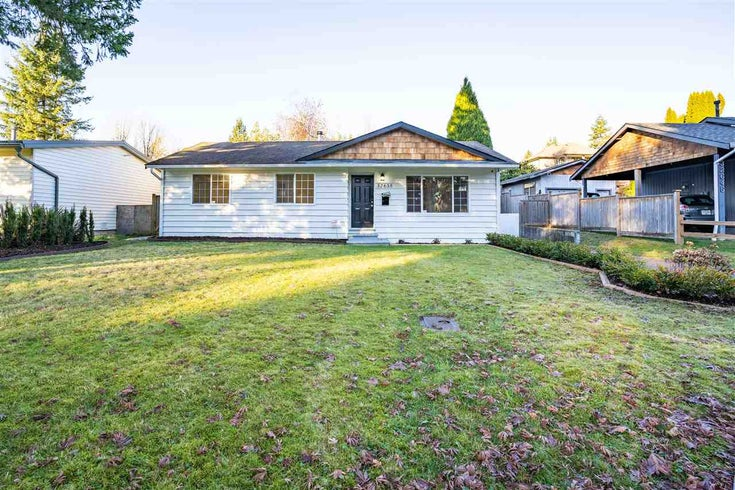 32635 ANTELOPE AVENUE - Mission BC House/Single Family for sale, 3 Bedrooms (R2521547)