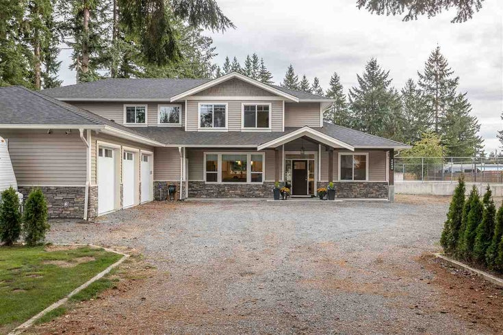 24698 54 AVENUE - Salmon River House with Acreage for sale, 4 Bedrooms (R2521560)
