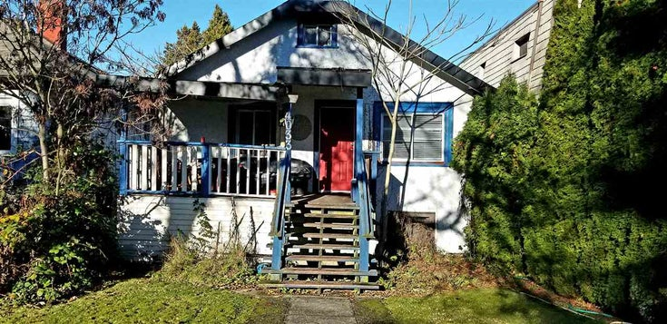 4033 W 11TH AVENUE - Point Grey House/Single Family for sale, 5 Bedrooms (R2521576)