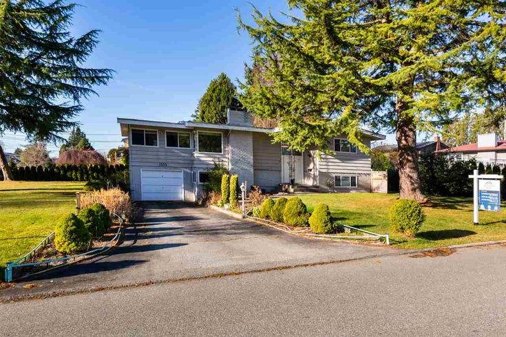 1555 HIGH STREET - White Rock House/Single Family for sale, 5 Bedrooms (R2521636)