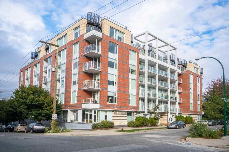 307 311 E 6TH AVENUE - Mount Pleasant VE Apartment/Condo for sale, 1 Bedroom (R2521653)