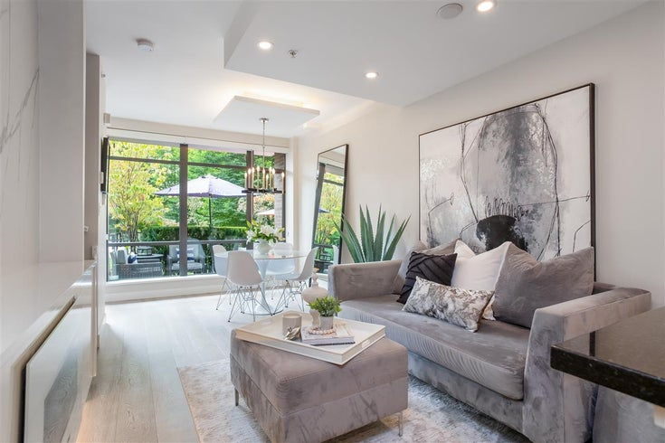 162 W 1ST STREET - Lower Lonsdale Townhouse for sale, 3 Bedrooms (R2521669)
