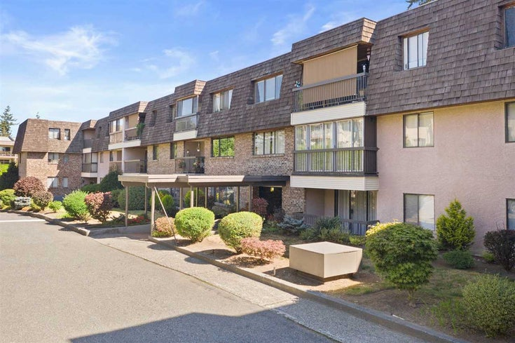 109 32175 OLD YALE ROAD - Abbotsford West Apartment/Condo for sale, 1 Bedroom (R2521706)