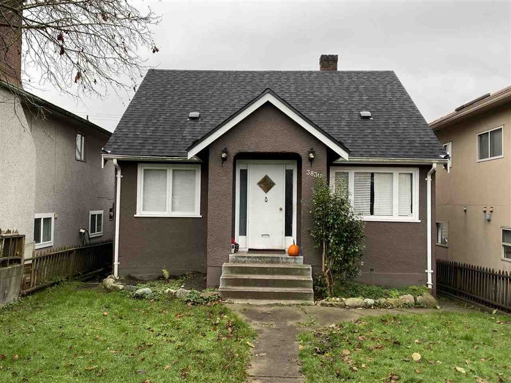 3830 UNION STREET - Willingdon Heights House/Single Family for sale, 4 Bedrooms (R2521713)