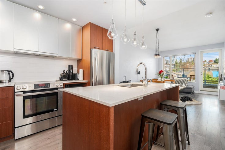 506 221 E 3RD STREET - Lower Lonsdale Apartment/Condo for sale, 1 Bedroom (R2521736)