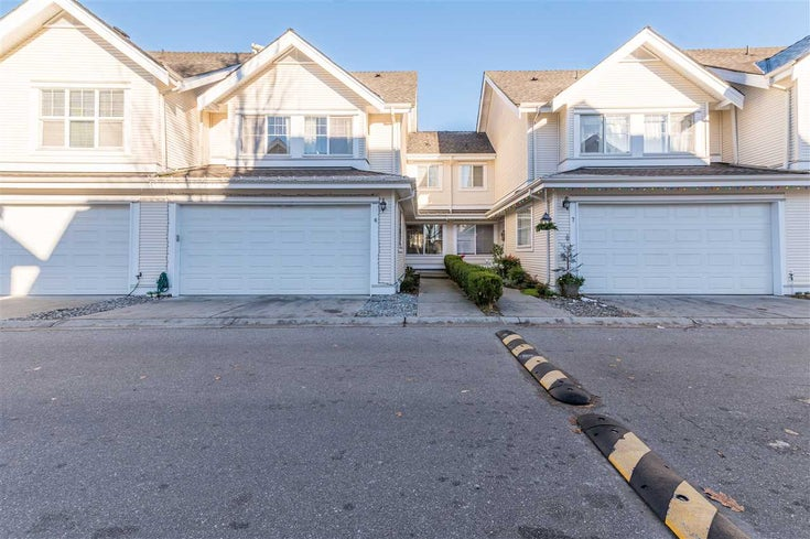 6 17097 64 AVENUE - Cloverdale BC Townhouse for sale, 4 Bedrooms (R2521744)