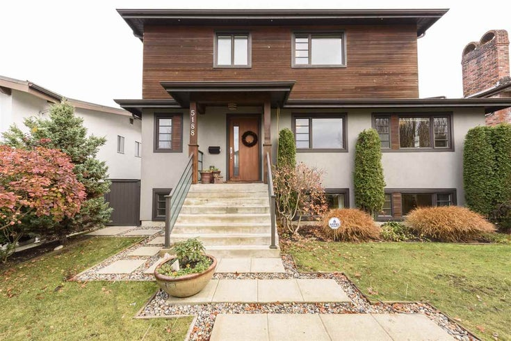 5188 SHERBROOKE STREET - Knight House/Single Family for sale, 6 Bedrooms (R2521748)