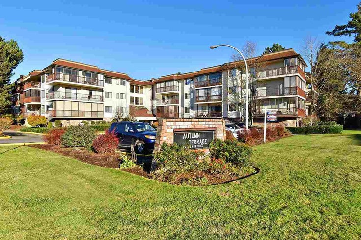 207 2414 CHURCH STREET - Abbotsford West Apartment/Condo for sale, 2 Bedrooms (R2521783)