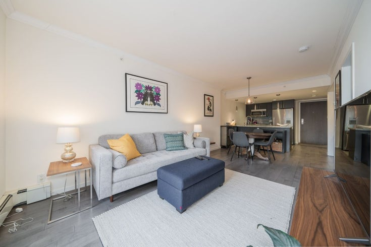 203 1887 CROWE STREET - False Creek Apartment/Condo for sale, 1 Bedroom (R2521787)