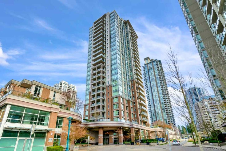 607 1155 THE HIGH STREET - North Coquitlam Apartment/Condo for sale, 1 Bedroom (R2521795)