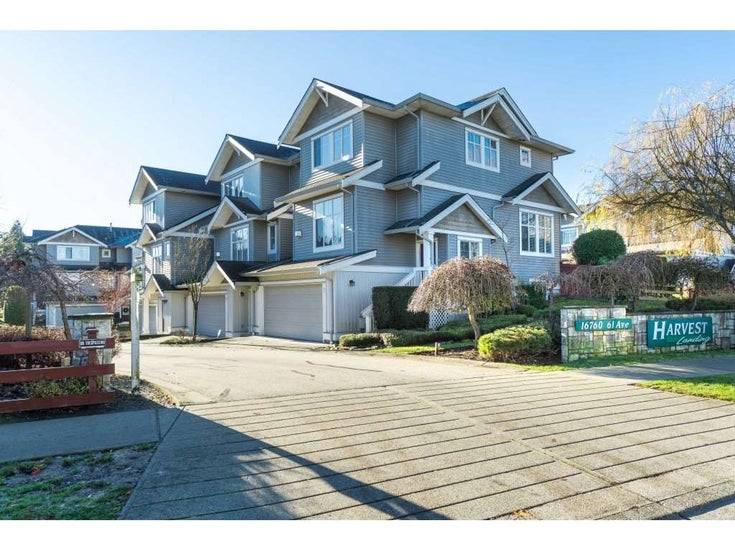 35 16760 61 AVENUE - Cloverdale BC Townhouse for sale, 3 Bedrooms (R2521801)