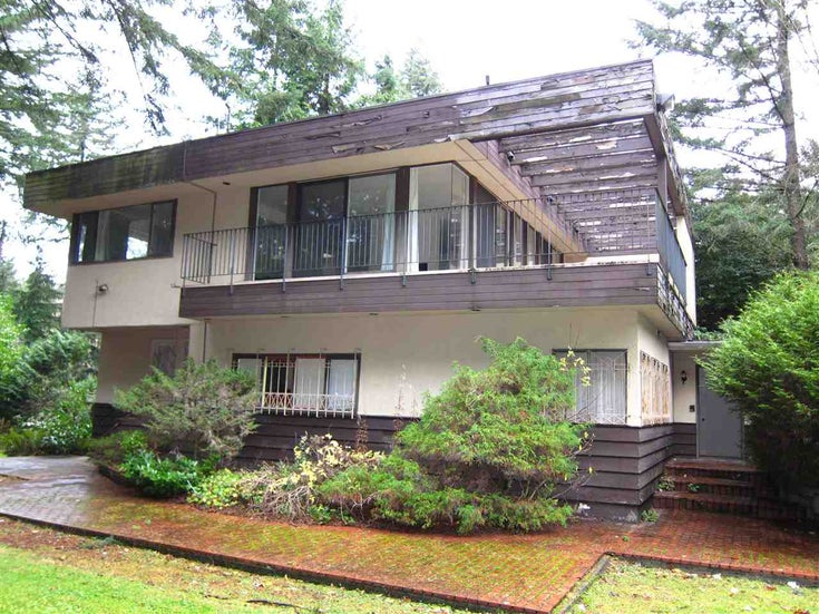 1969 DRUMMOND DRIVE - Point Grey House/Single Family for sale, 3 Bedrooms (R2521806)