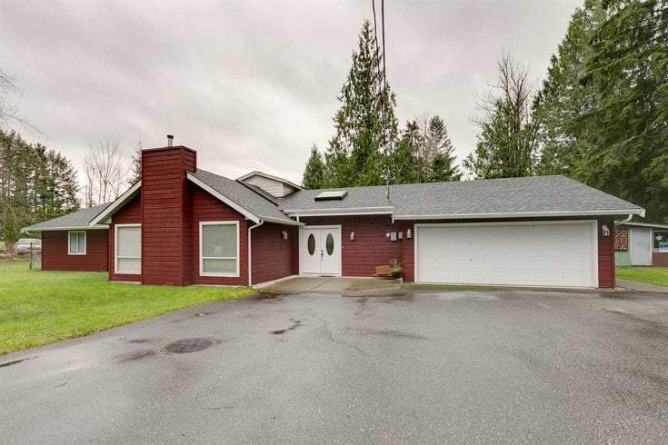 8715 DEWDNEY TRUNK ROAD - Mission BC House with Acreage for sale, 4 Bedrooms (R2521825)