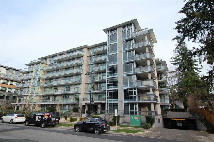 107 711 BRESLAY STREET - Coquitlam West Apartment/Condo for sale, 2 Bedrooms (R2521831)