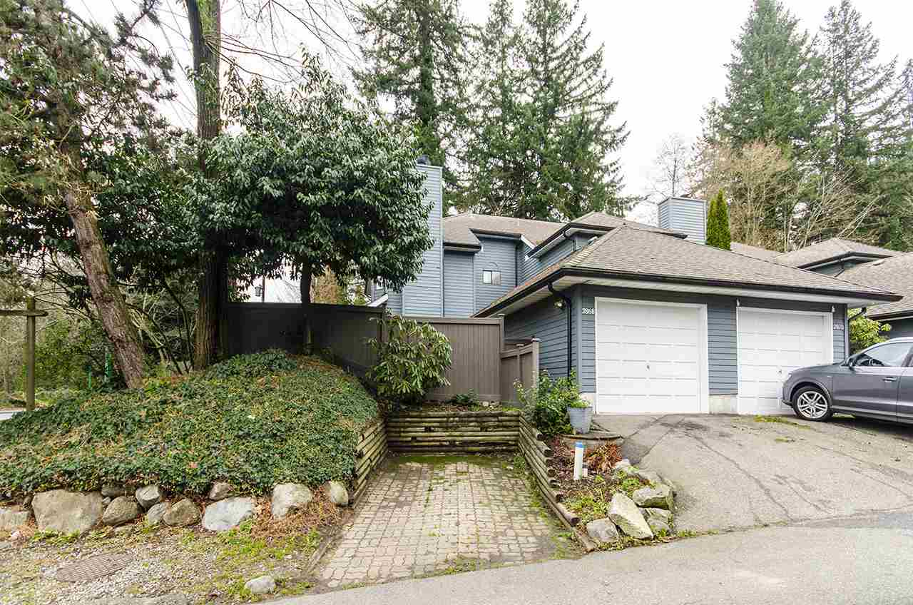 2868 MT SEYMOUR PARKWAY - Northlands Townhouse for sale, 3 Bedrooms (R2521881) - #1