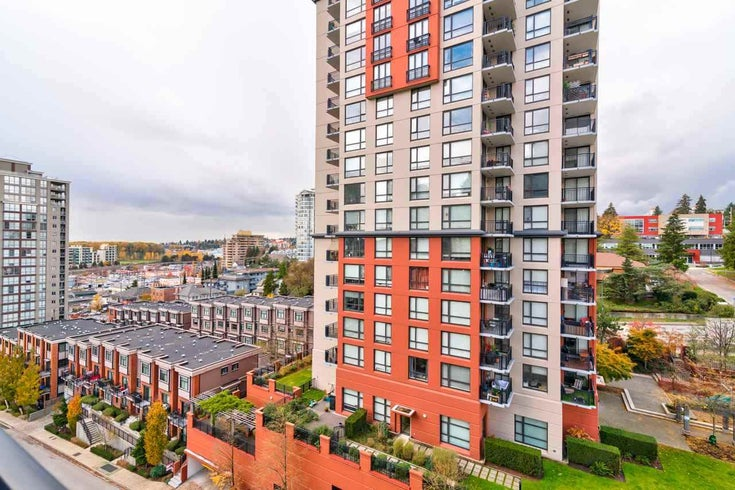 1403 813 AGNES STREET - Downtown NW Apartment/Condo for sale, 1 Bedroom (R2521918)
